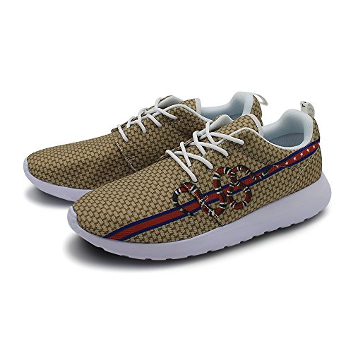 super popular a8254 c6ee3 Hiram Emerson Snake Don t Tread On Me Me Me Texas State Men s Lightweight Running  Shoes Air Cushion Breathable Sneakers Parent B07CLJKMG6 0e745e