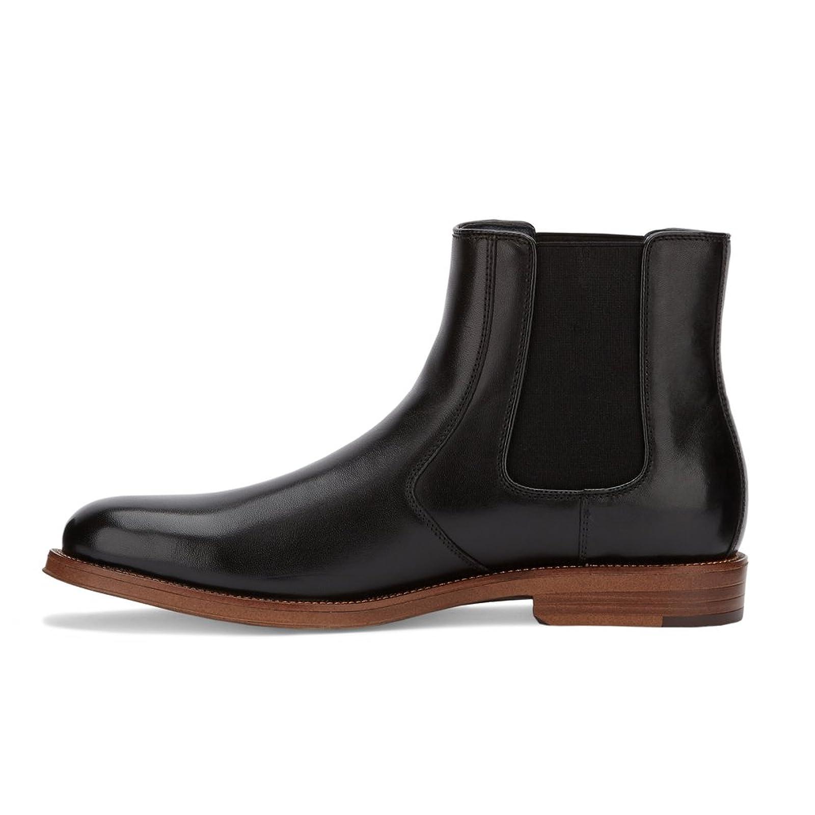 Dockers Men's Ashford Chelsea Boot Black - 5