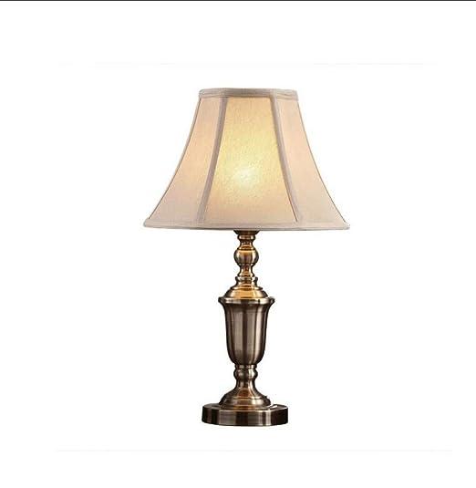 Amazon.com: Retro LightVintage Lámpara de Mesa Dormitorio ...