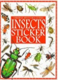 img - for Insects Sticker Book (Spotter's Guide Sticker Books Series) book / textbook / text book