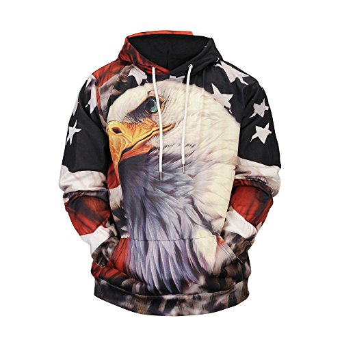 Eagle Adult Sweatshirt - 1