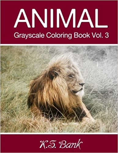 nature grayscale coloring book vol 5 30 unique image nature grayscale for adult relaxation meditation and happiness volume 5