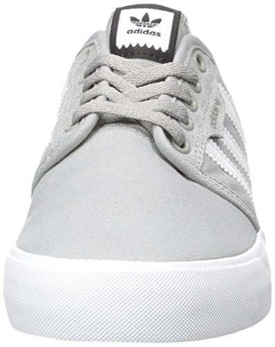 Seeley Fille Medium White J Grey adidasAdidas Solid White garçon T7gdEq