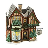 Enesco Department 56 - Dickens Village, Sounds of Christmas Ceramic Building