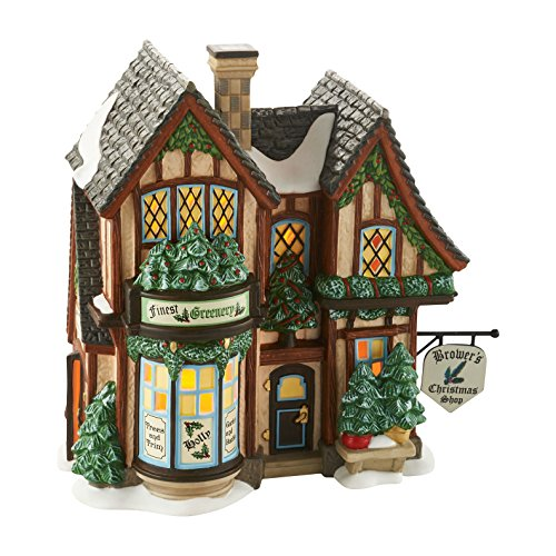Enesco Department 56 - Dickens Village, Sounds of Christmas Ceramic Building by Department 56
