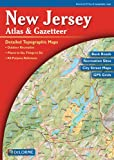 New Jersey Atlas and Gazetteer, DeLorme Map Staff, 0899333249