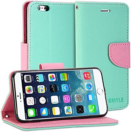 iPhone GMYLE Premium Synthetic Leather