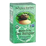 Mama-To-Be Tea Sampler (box of 16 teabags) 1.23 oz