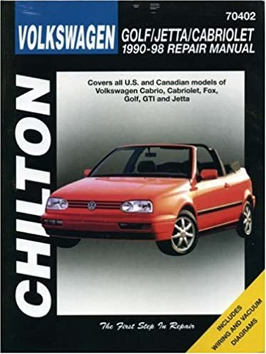 volkswagen golf jetta and cabriolet 1990 98 haynes repair rh amazon com golf mk1 owners manual golf mk6 owners manual