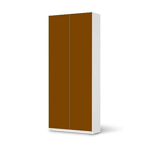 Creatisto Ikea Pax Armoire De 225 Cm De Hauteur 2 Portes 1