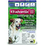 Bayer K9 Advantix II, Flea And