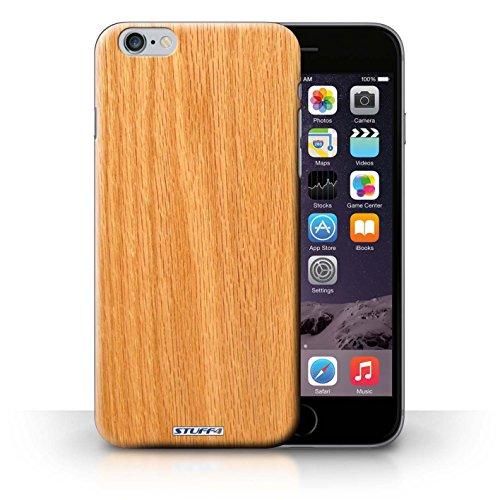 Kobalt® protector duro de nuevo caso / cubierta para el iPhone 6+/Plus 5.5 | Pino Diseño | Efecto de grano de madera/patrón colección