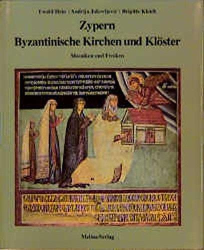 Zypern - byzantinische Kirchen und Klöster: Mosaiken und Fresken