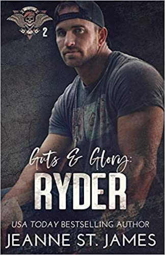 Guts & Glory: Ryder (In the Shadows Security Book 2) Book Cover