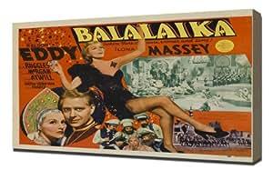 Poster - Balalaika_03 - Pintura en lienzo
