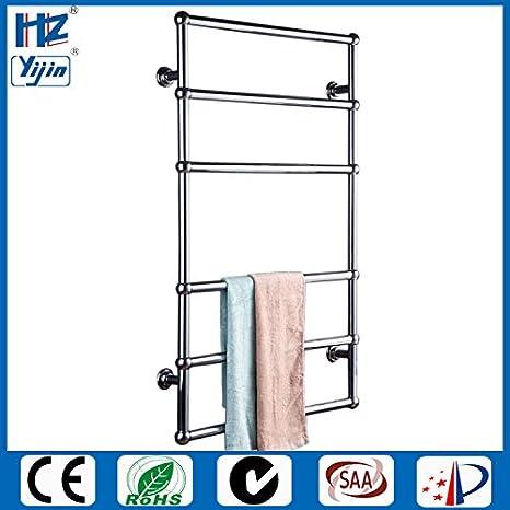 QUEENS Radiador toallero calefactor calienta toallas de baño __LW_NL__Calefacción Secador 1000x600x88mm toallero