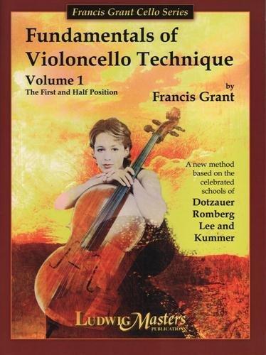 Dotzauer/Grant - Fundamentals of Cello Technique, Volume 1 - Cello solo - Ludwig Music Publishing