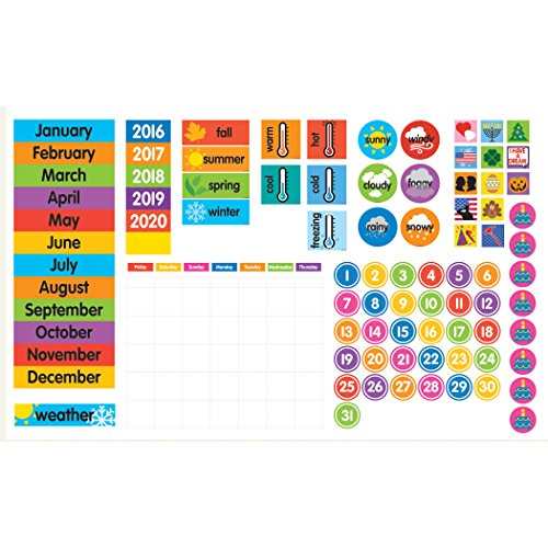 Dowling Magnets Magnet Tools Giant Magnetic Calendar ()