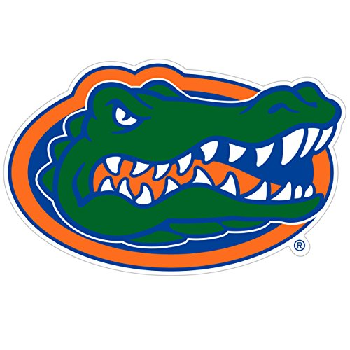 Florida Gators Faceplate - Siskiyou NCAA Florida Gators Logo 8