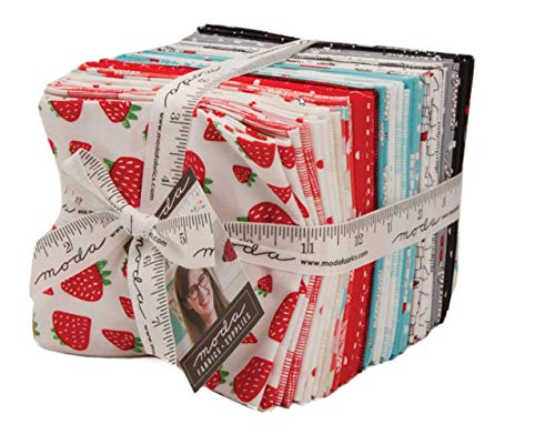 (Farm Fresh 27 Fat Quarter Bundle by Gingiber for Moda Fabrics 48260AB)