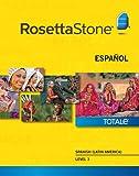 Rosetta Stone Spanish (Latin America) Level 3 for Mac [Download]