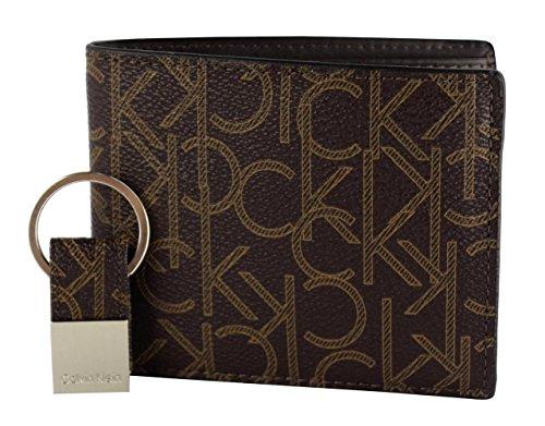 Calvin Klein-2979544BRN - Wallet Calvin Leather