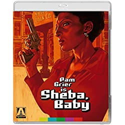 Sheba, Baby (2-Disc Special Edition) [Blu-ray + DVD]