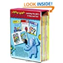 AlphaTales Box Set: A Set of 26 Irresistible Animal Storybooks That Build Phonemic Awareness & Teach Each letter of the Alphabet