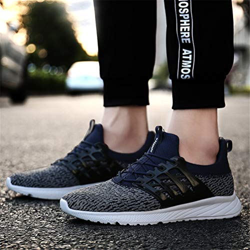 Outdoor Multicolore Respirante Bleu Sneakers Garcon Axcone Gym Running Fille Fitness Baskets Style Homme Chaussures Sport Femme Uggw1qOX