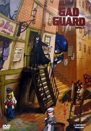 Gad Guard Collectible Box Set (Vol 1-7)