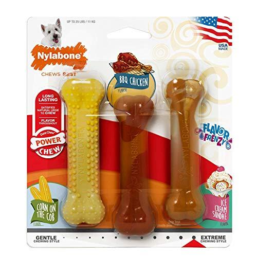 Nylabone Flavor Frenzy Power...