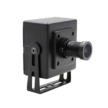 Amazon com: Global Shutter Monochrome 90fps Mini 32mm x 32mm Webcam