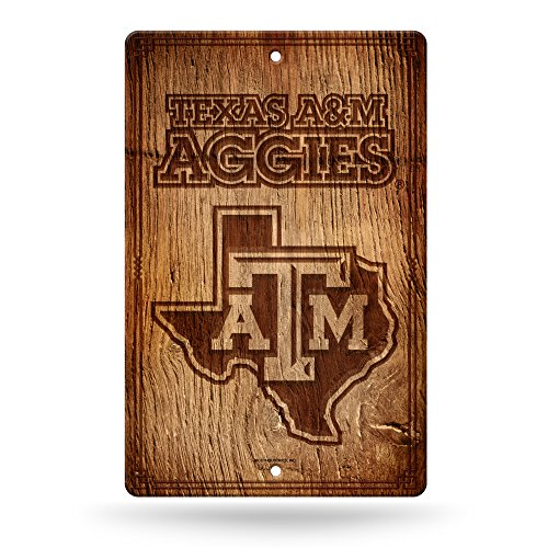 NCAA Texas A&M Aggies Fantique Wall Sign Aggies Sign