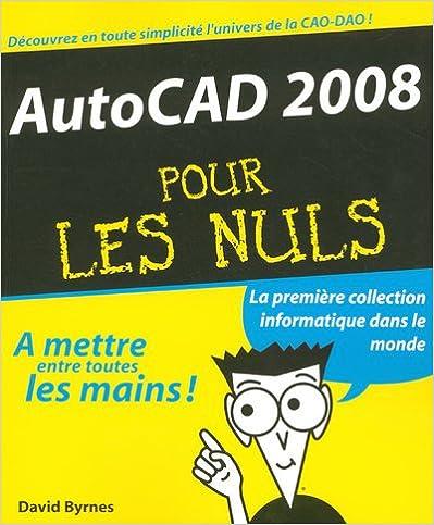 Livre gratuits Autocad 2008 pour les Nuls pdf epub