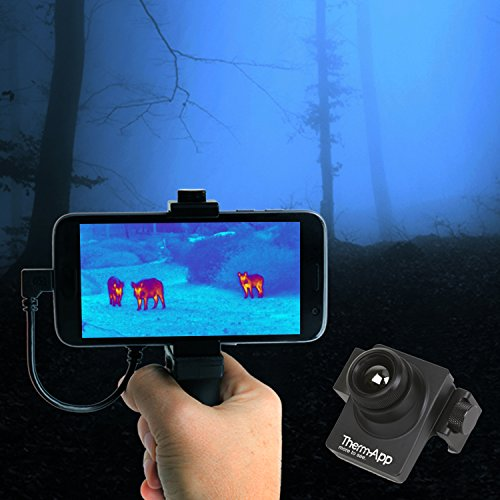 Therm-App TA19A17Q-1000 Thermal Imaging Device with 19 mm Lens