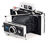 Polaroid 450 Instant Film Automatic Land Camera with Zeiss Ikon Viewfinder and Electronic Timer