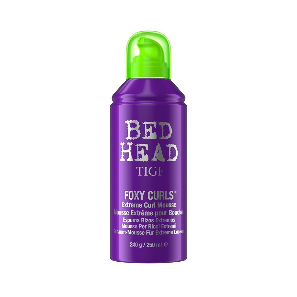 TIGI Bed Head Foxy Curls Extreme Curl Mousse, 8.45 Ounce 166973 615908421293_-250ml