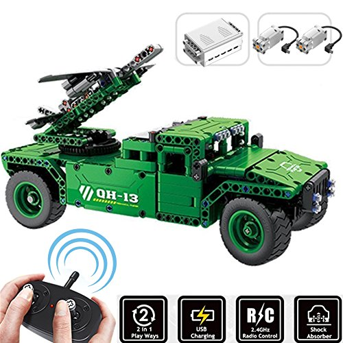 gamzoo-rc-remote-control-military-toy-hummer-uav-building-blocks-kits-506pcs-usb-rechargeable-batter