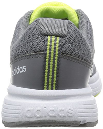 adidas Cloudfoam Vs City W, Zapatillas de Deporte Exterior para Mujer Gris / Blanco (Gris / Ftwbla / Amahel)