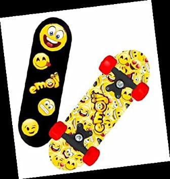 HGL 13128 Emoji Satchel Skateboard