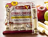 BAKERS Cheese String Regular, 1 Ounce (Pack of 24)