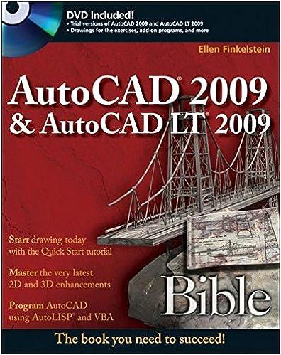 ellen finkelstein autocad bible