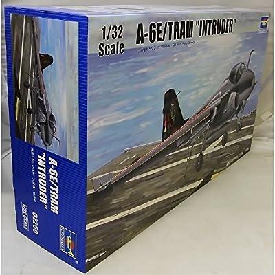 TRUMPETER TRU 02250 1:32 Grumman A-6E Intruder Model Aircraft Kit by Trumpeter