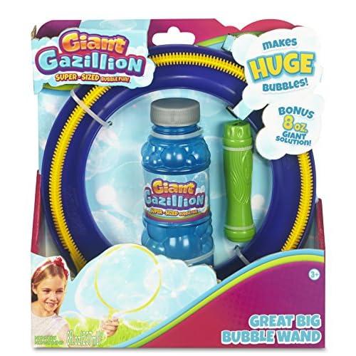 Gazillion Bubbles Machine à Bulles, 35375, Vert/Bleu