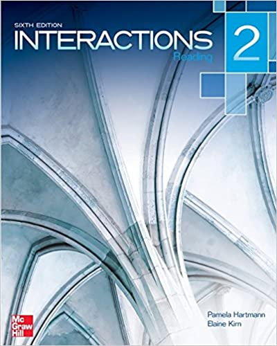 Interactions level 2 reading student book pamela hartmann elaine interactions level 2 reading student book 6th edition fandeluxe Gallery