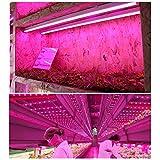 Monios-L T5 Grow Lights 4ft, LED Plant Grow