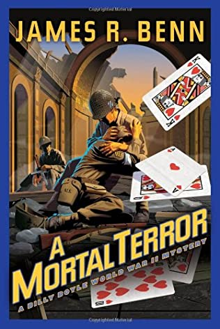 book cover of A Mortal Terror