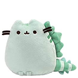 Pusheenosaurus Plush | Green - 6 Inch | Pusheen Plushies 9