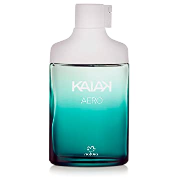 Linha Kaiak Natura - Colonia Masculina Aero 100 Ml - (Natura Kaiak Collection - Aero