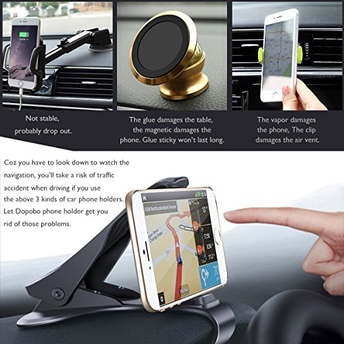 Car-Phone-Mount-HUD-Design-Phone-Holder-for-Car-Dopobo-Adjustable-Dashboard-Cell-Phone-Stand-for-iPhone-7-6-6s-Plus-5-5s-5c-Samsung-Galaxy-S8-plus-S7-S6-All-Other-Smartphones